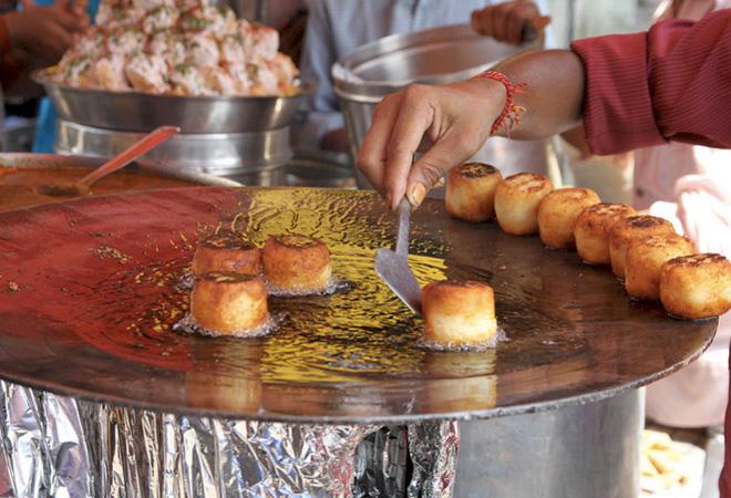 Самая вкусная уличная еда мира