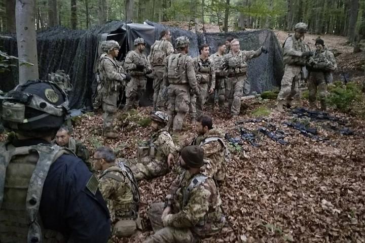 Украинские десантники захватили штаб американской бригады на учениях в Германии