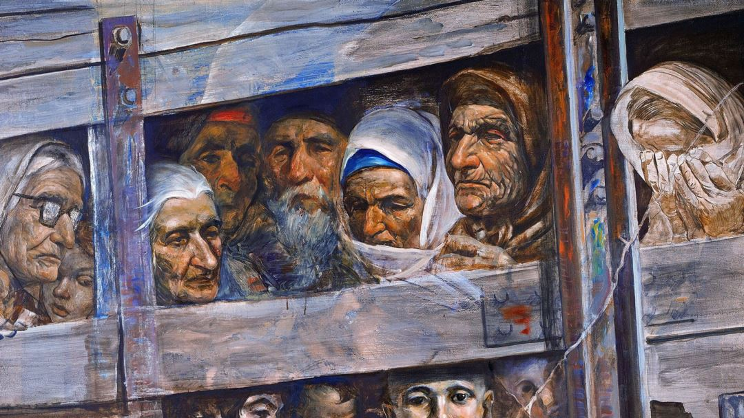 Почему для депортации народов СССР был выбран Казахстан? Мнение