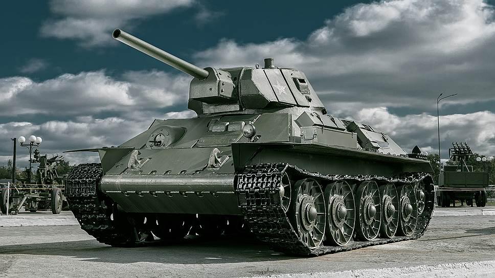 Запад в шоке: фильм про Т-34…