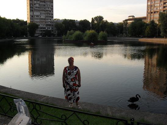 Сказки странствий-7. СТОЛИЧНАЯ СКАЗКА. ДОМ У ПРУДА