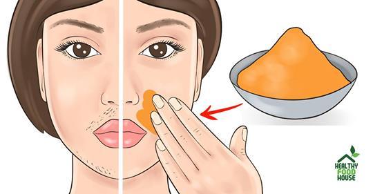Избавьтесь от волос на лице с помощью этих природных средств