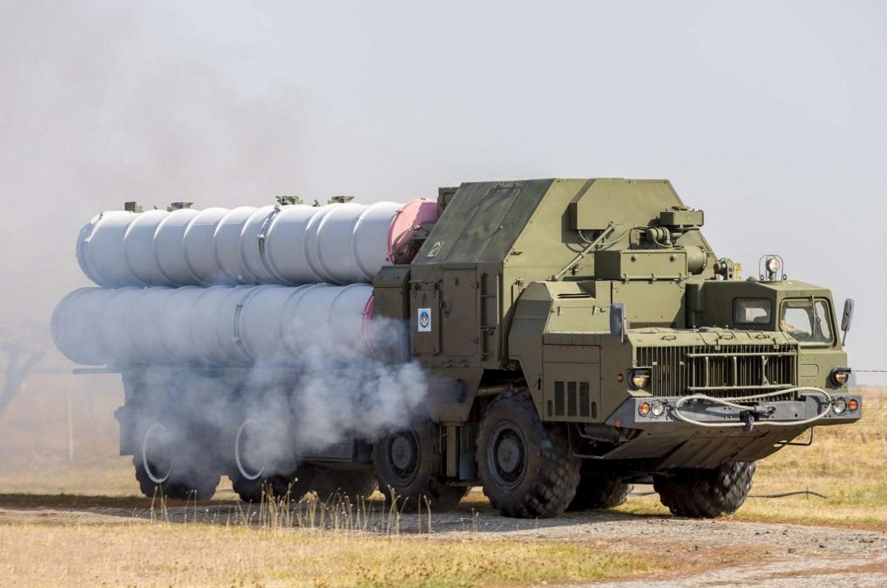 Украина отдаёт Израилю и США советские ЗРК С-300