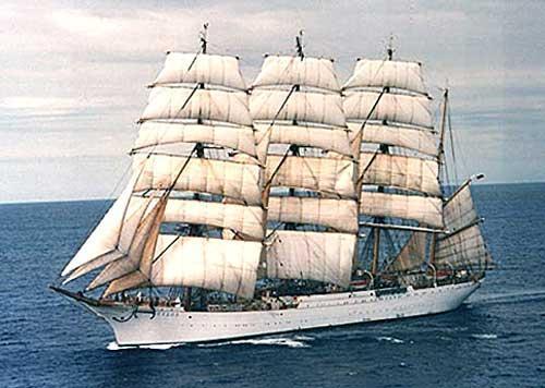 Концепция подготовки и организации кругосветного плавания барка Росрыболовства «Седов» на 2011-2012 годы