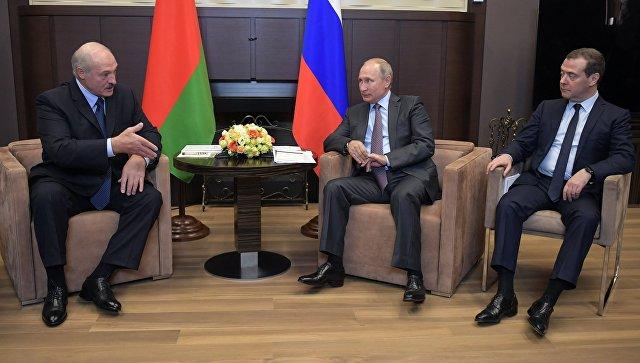 Тяжелые переговоры с Путиным