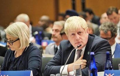 Мэй удивила отставка Джонсона с поста главы МИД Великобритании