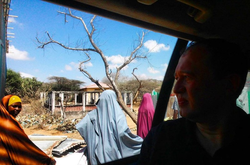 Либо полностью скрываться под паранджой Могадишо, жители Сомали, сомали