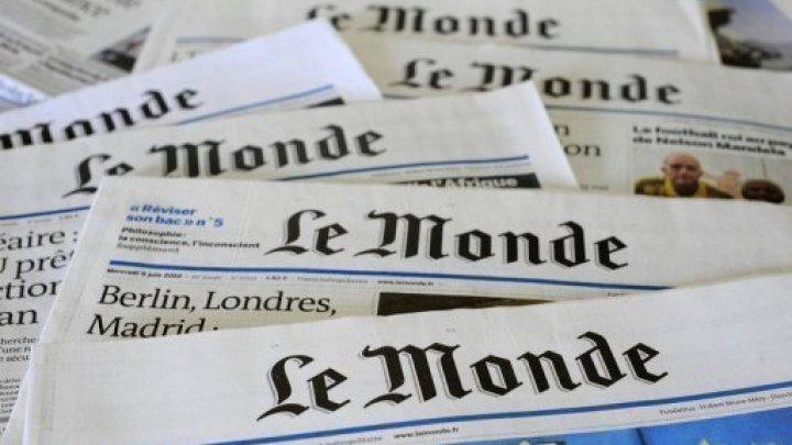 Зачем Le Monde так глупо врё…