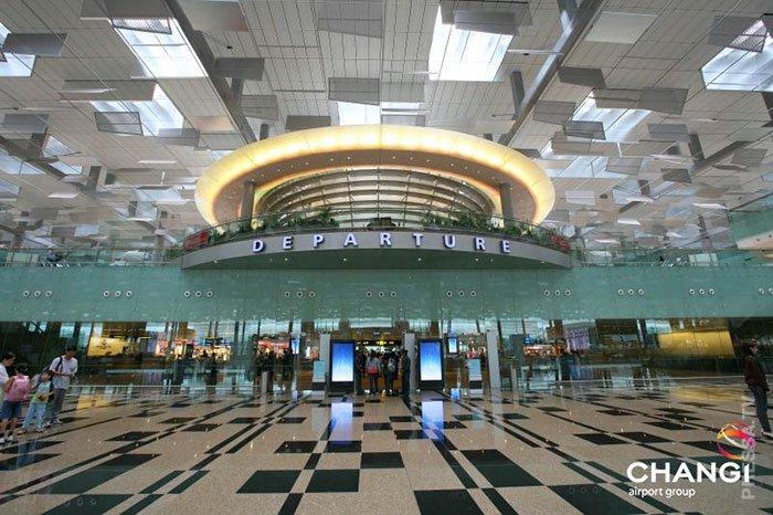 Сингапурский аэропорт Чанги признан лучшим в мире
