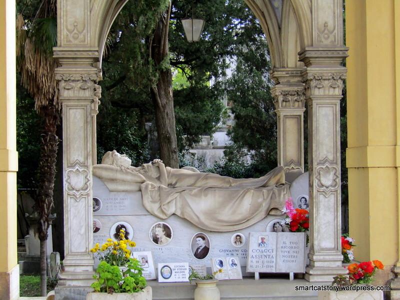 Легенды Рима. Кладбище Кампо Верано