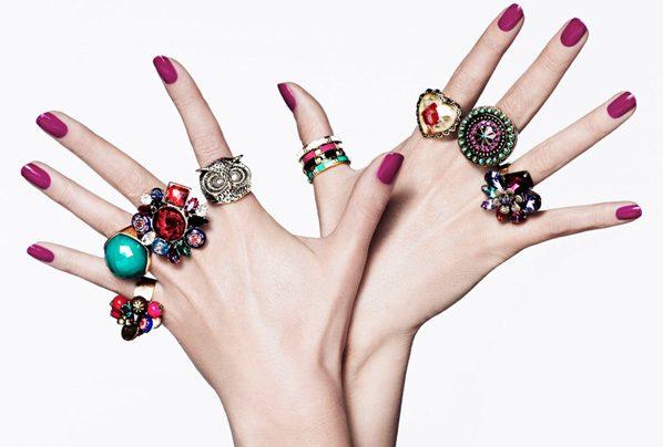 Как правильно носить кольца на пальцах?