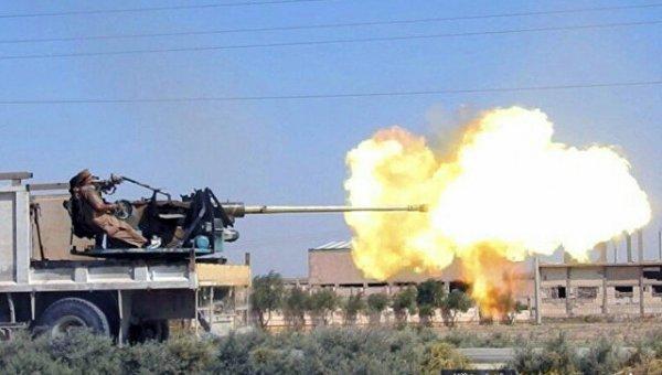 В Сирии сломан хребет группировке ИГИЛ
