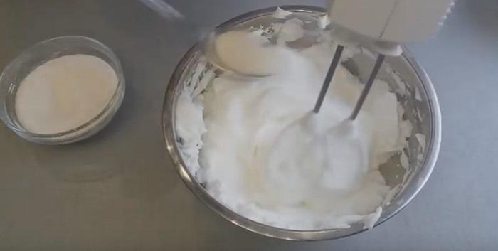 торт с халвой рецепт