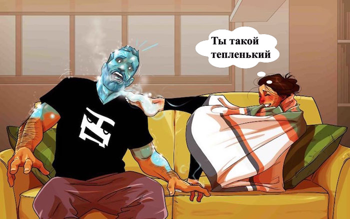 Художник-иллюстратор из Израиля создал комиксы о своей семейной жизни