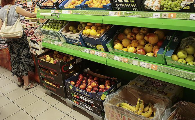 Сколько стоят продукты на Украине и в России