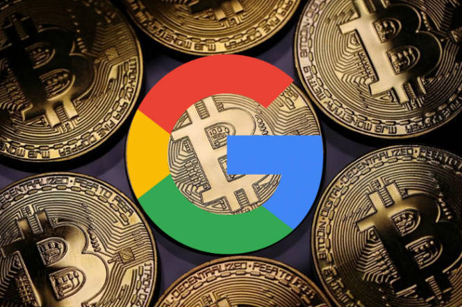 Google разрешит рекламу криптовалют
