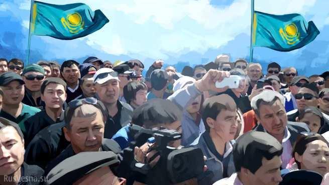 Казахстан 2018 года — «Украи…