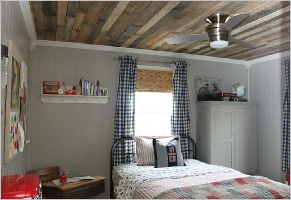 Как и из чего сделать деревянный потолок в квартире