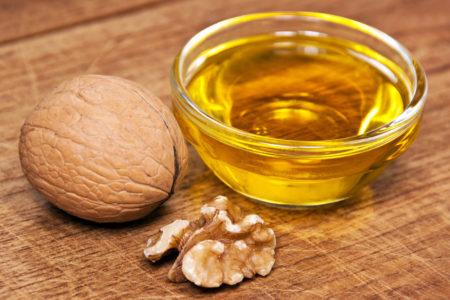 Самое ценное масло — масло грецкого ореха
