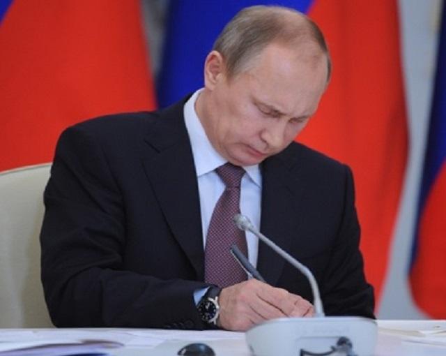 Кого коснётся указ Путина о призыве на военные сборы?