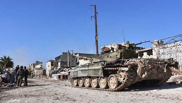 Сирийская армия и«Хезболла» отбили уДАИШ территорю наливанской границе