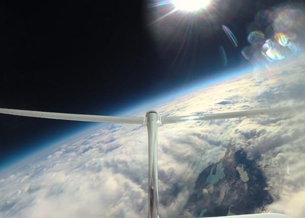 Стратосферный планер стал самым высотным дозвуковым аппаратом в мире