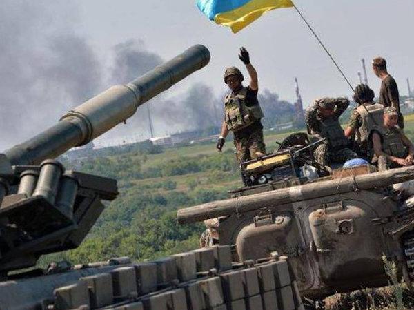 Москва сорвала наступление украинской армии на Донецк