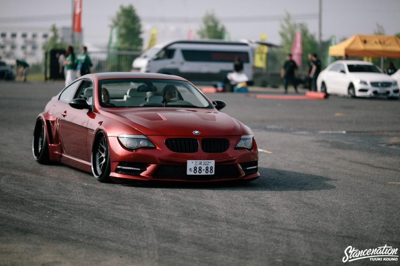 Иностранцы: японский тюнинг немецких машин