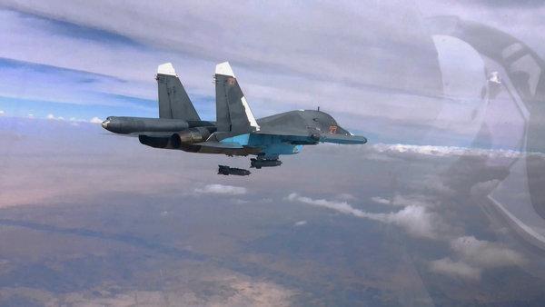 ВКС РФ ответили на атаку Хмеймима