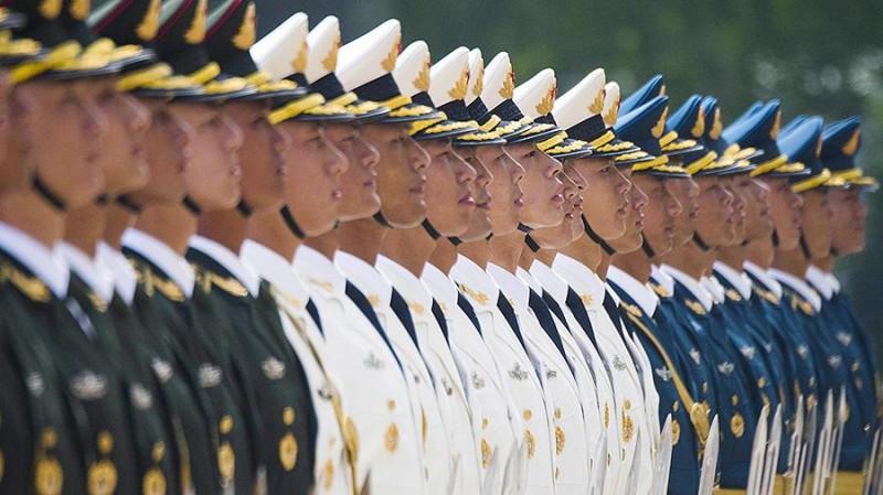 Китай обгонит США по военной мощи