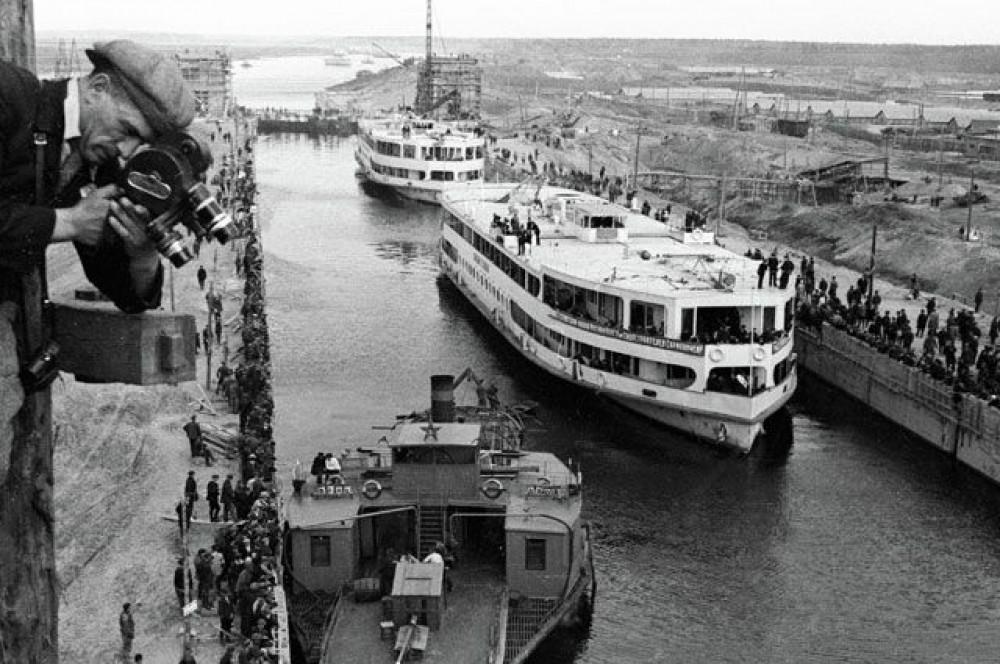 «Канал на костях — миф». Какой ценой был построен водный путь Москва-Волга?