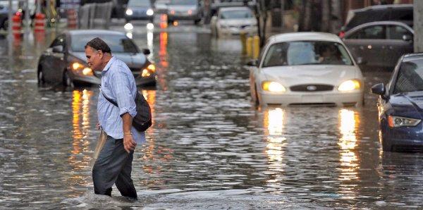 Повышение уровня моря скоро …