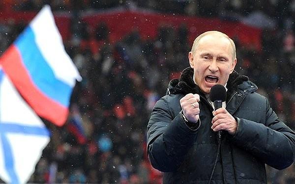 «Браво, Путин! Виват, Россия!»