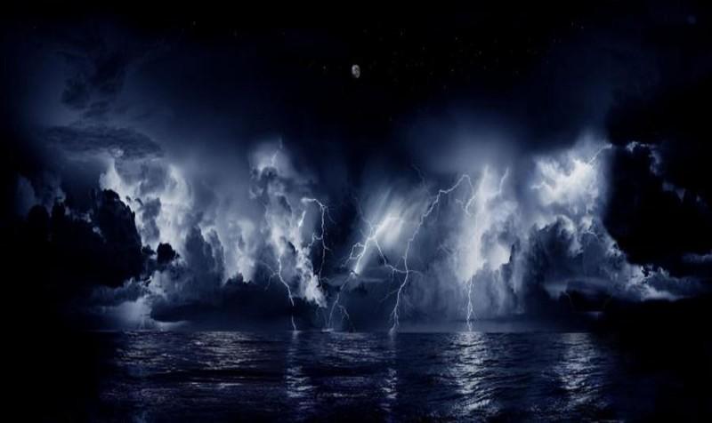14. Молнии Кататумбо жизнь, интересное, красота, мир, природа, феномен, фото, явление
