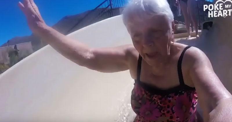 80-летняя пенсионерка решила…