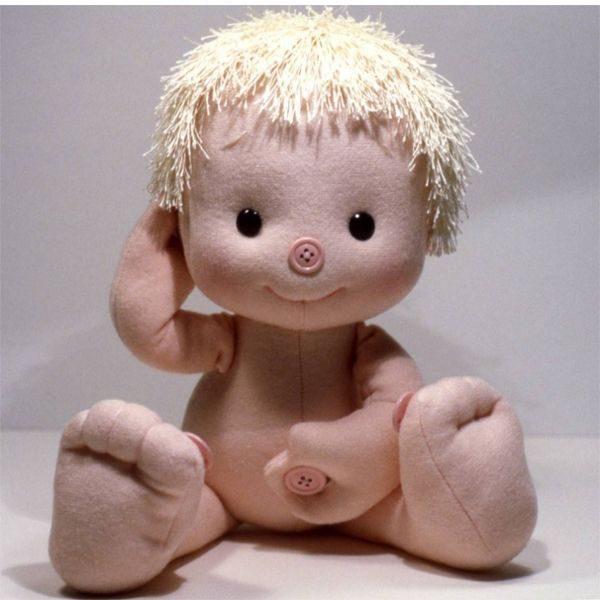 Тканевые куклы своими руками
