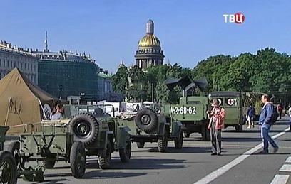 В России отмечают годовщину окончания битвы за Ленинград