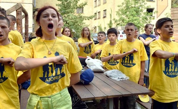 Зубы дракона: Откуда на Украине взялись нацисты?