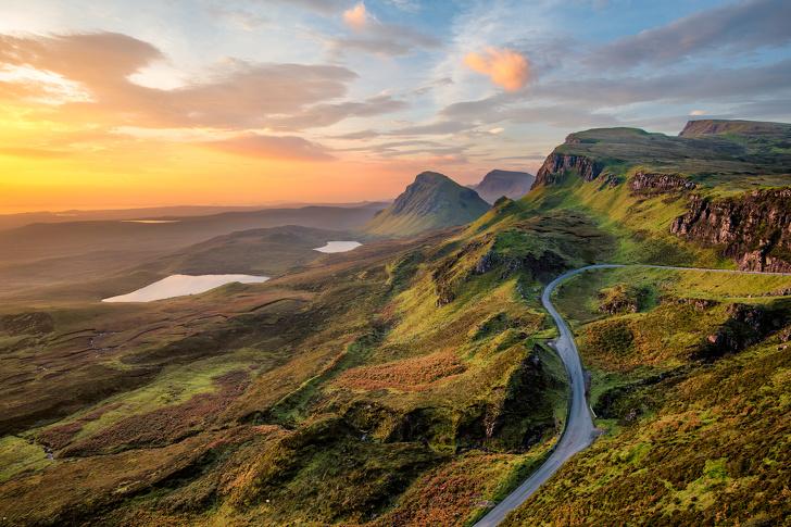 Шотландия признана самой красивой страной мира. А вот еще 9 стран из списка