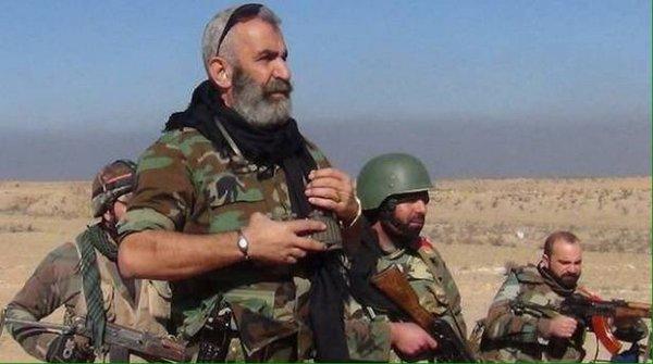 Легенда сирийского спецназа: обречённые на смерть идут в прорыв