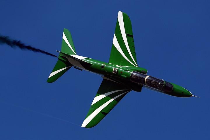 В Саудовской Аравии разбился военный самолет, погибли оба пилота