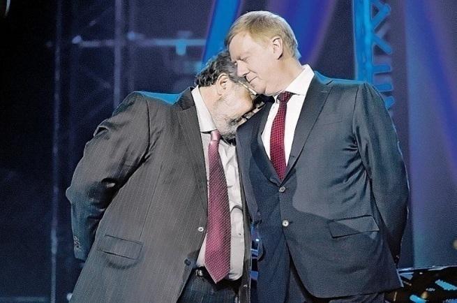 Олег Лурье: Борис Минц и его большой Чубайс