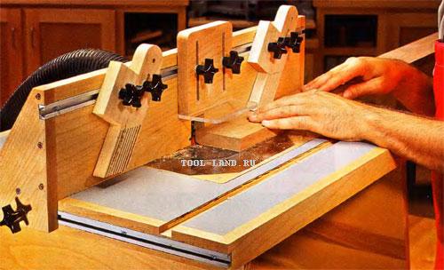 Фрезерный стол своими руками фото