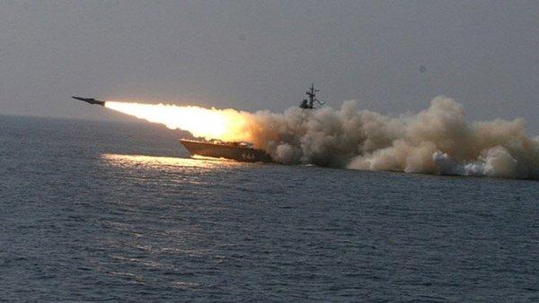 Как МРК РФ поломал группировку грузинских кораблей, а заодно и планы США + редкие кадры
