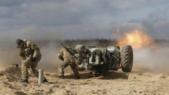 Расстреляли «Азов» и сбежали с фронта