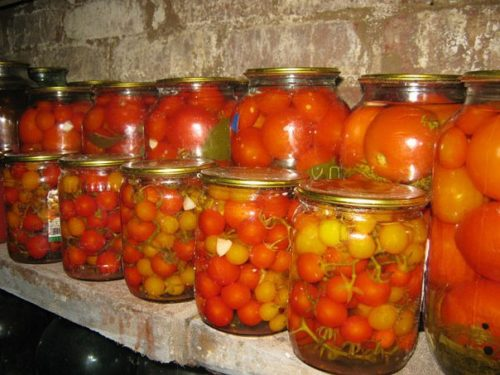 Сладкие, обалденные помидоры без вредного уксуса на зиму!...