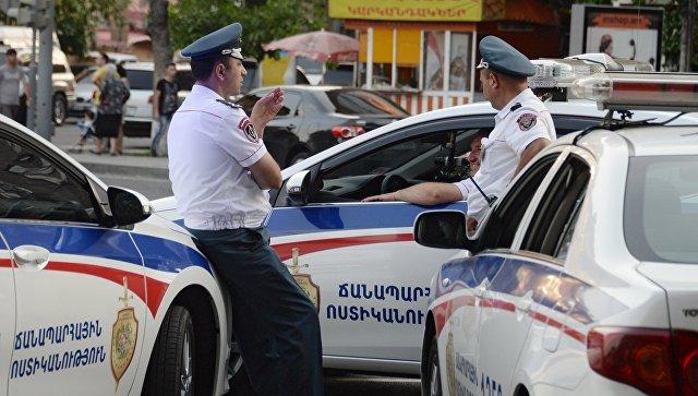 Геи напали на полицию в Ереване