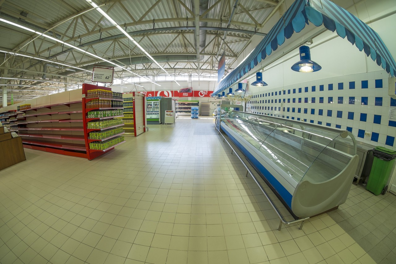 Тот самый Крымский супермаркет