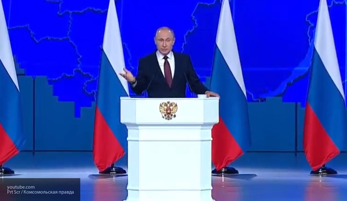 Путин заявил о необходимости ипотечных каникул