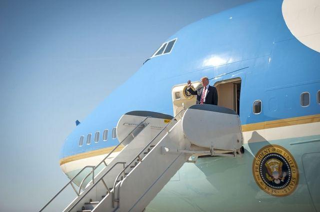 Трамп посетит Флориду и Джорджию, пострадавшие от урагана «Майкл»